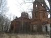 Церковь, за ней КП