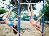 sport workout girls