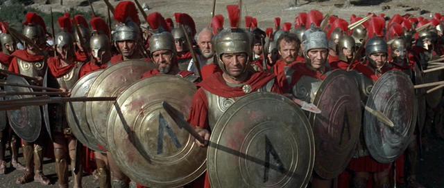 Триста спартанцев (1962) | Красная Застава