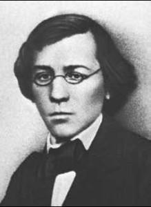 Молодой Чернышевский
