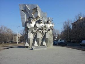 1Мемориал Подольским Курсантам