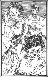 Дети из СССР. Отдых