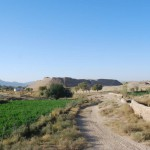 городище Дабиль курган