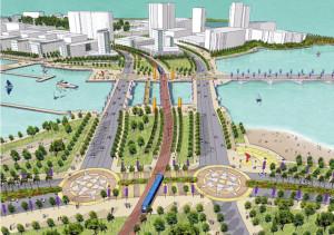 Городская магистраль