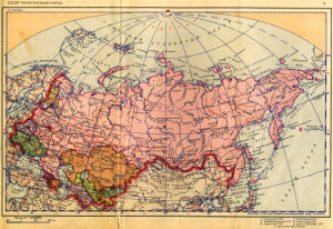 USSRkarta