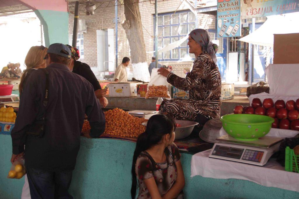 базар в денаусе