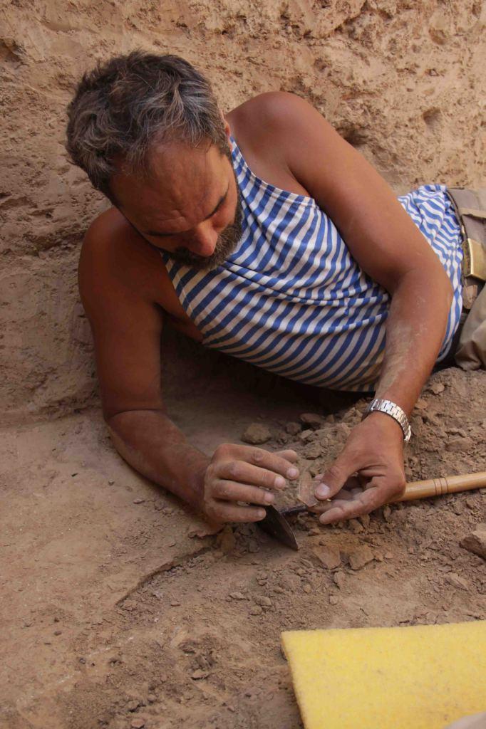 олег нашел керамику